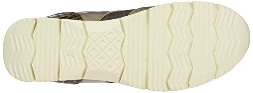 Marco Tozzi 23706, Sneakers Basses Femme Marron (Taupe Ant.comb 349)