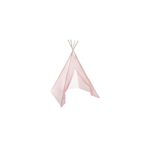 Atmosphera Tipi déco pour Enfant h160cm Rose