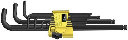 Preisvergleich Produktbild Wera 05022171001 Winkelschraubendrehersatz 950 PKL/9 SZ N