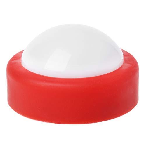 JAGETRADE Touch LED Nachtlicht Stick Push Tap Lampe für Schrank Schrank Aktivität Partyraum, (Rot) - Springs Wohnwagen