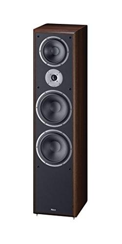 Magnat Monitor Supreme 2002 I Standlautsprecher mit hoher Klangqualität I Passiv-Lautsprecherbox für anspruchsvollen HiFi-Sound – 1 Stück – Mocca