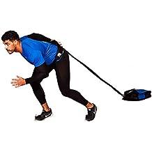 FH Pro velocidad trineo saco bolsa de alimentación variable peso Sprint Trainer Running