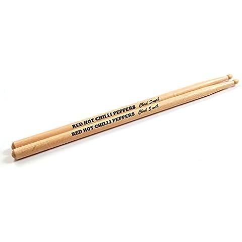 Peperoncini Rossi Ciad Smith Set di 2bacchette in acero - Peperoncino Picks