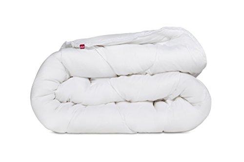 Abeil 15000000541 Couette Douceur Infinie Chaude Polyester Blanc 240 x 260 x 8 cm
