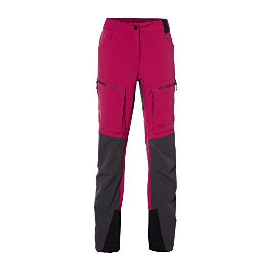 North Bend NOS Trekk Pants Damen Größe 38 magenta 4005