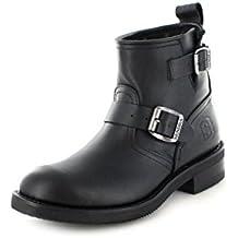 Sendra Boots2976 - botas estilo motero Unisex adulto