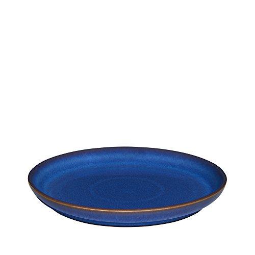 Denby 21 cm Imperial Breakfast Side Plate, Blue