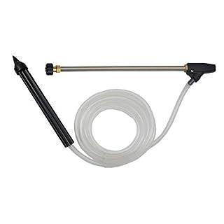 Hochdruckreiniger Kärcher HD kompatibel Sandstrahlen Befestigung-Kit
