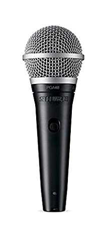 Shure PGA48-XLR Cardioid Dynamic Vocal