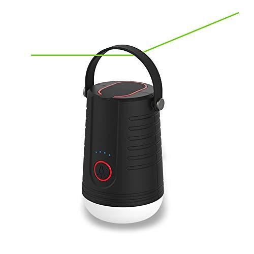 WMM - Camping light Ultra Bright Portable LED Zeltlicht - Die 4 LED Campinglaterne - Große Lampe zum Wandern, Camping, Sonnenschirm, Auto und Ausfälle