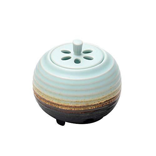 Electronic aromatherapy furnace Horno de aromaterapia electrico termostato doméstico de cerámica Quemador...