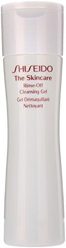 Shiseido The Skincare Rinse Off Cleansing Gel 200ml (Shiseido Cleanser Gesicht)