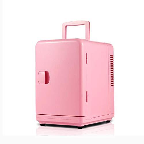 Auto Kühlschrank für Damen, kalt und warm Auto nach Hause Dual-Use-Small Cooler Mini Gefrierschrank Sommer Travel Essential -6l