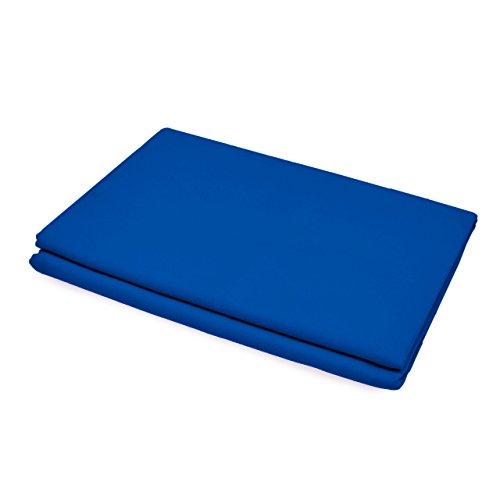 Lumaland asciugamano – telo bagno in microfibra extra assorbente misura 100x200 cm blu navy