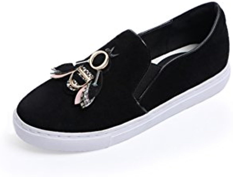 Señora,Cabeza Redonda,Plana,Zapatos Nude/Adornados Y Bordados,Zapatos  En línea Obtenga la mejor oferta barata de descuento más grande