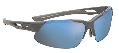Callaway sungear Peregrine Golf Sonnenbrille., unisex, C80027, Gray Frame, Einheitsgröße