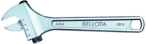 Bellota 6464-6 llave ajustable moleta lateral - 6