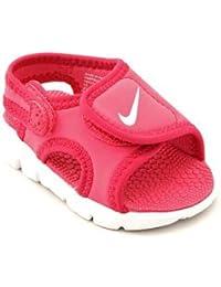 Nike - Santiam 5 TD - Couleur: Rose-Turquoise-Violet - Pointure: 19.5