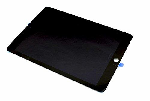 R.P.L. Original Digitizer + LCD passend für Apple iPad Air 2 Schwarz Black/Frontglas / Glas/Displayglas / LCD Reparatur/LCD Display/Touchscreen / LCD Replacement / 8 - Teiliges Werkzeugset Tools (Ipad Air 2-lcd-digitizer)