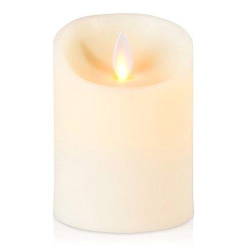 Vela led Sompex color blanco