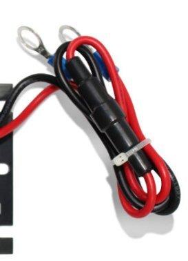 ZEBRAFI Marder-Frei Auto, Marderschreck, Anschluss an 12V Autobatterie, schonender Marderschutz als KFZ - Zubehör (A)
