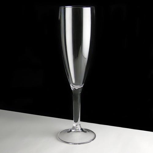 Praktisch unzerbrechlich, Polycarbonat, Kunststoff, Glas, 4 Stück