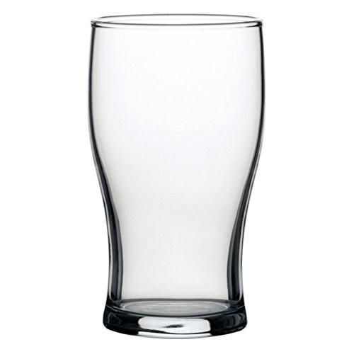 ARCOROC - Set de 6 Vasos de cerveza IRLANDA PINT - mod. TULIP HALF PINTA 29 - capacidad 28.5 cl