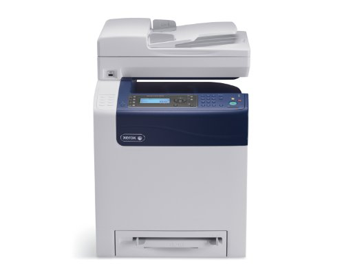 Xerox WorkCentre 6505/DN Stampante All-in-One, Bianco/Blu