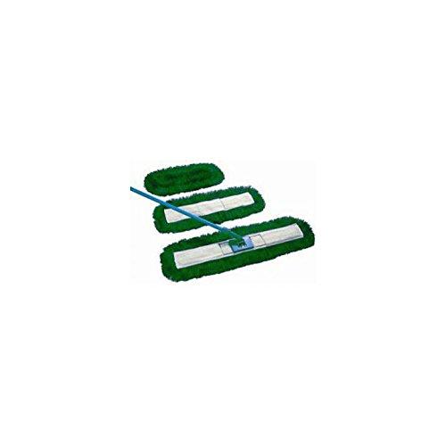 Contico he040-g Staub Schlägel, Set Wischmop 40cm Kopf, grün