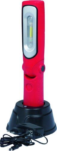 KS Tools 150.4310 LEDMAX POWER STRIPE LED-Akku-Arbeitslampe, knickbar