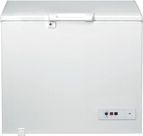 Bauknecht GT 270 A2 Gefriertruhe  A  Gefrieren: 251 L  weiß  Kindersicherung  Supergefrierfunktion