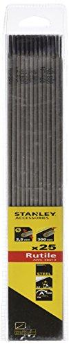 Stanley ST-90473 - Blíster electrodos rutilo 2,5x300. 25 uds.