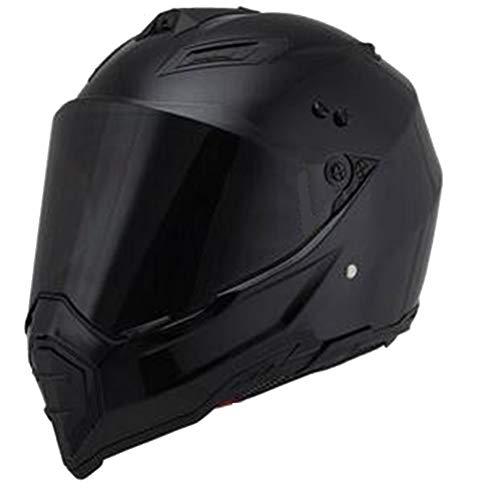 Uomini donne integrali moto Caschi Classic Professional Off Road colorato casco protettivo sicurezza comfort anti caduta Mountain Bike Motocross tappi di sicurezz