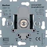 Berker 286110 Universal-Dimmer-Einsatz