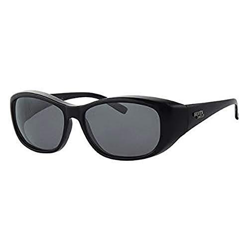 Revex Überziehsonnenbrille - Damen - Schwarz