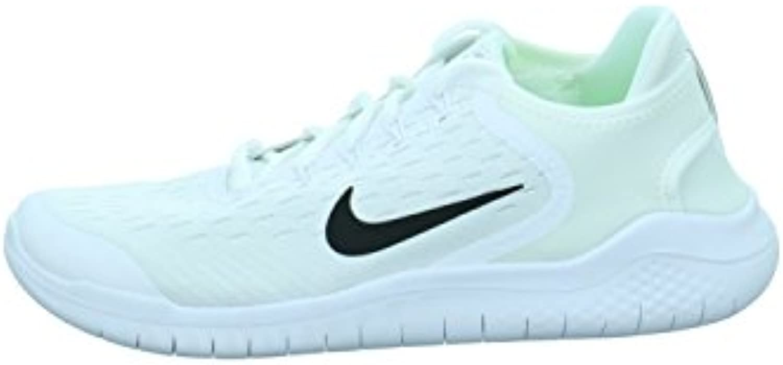Nike Scarpe Free RN 2018 (GS) - - - Bianco, 37.5   Un equilibrio tra robustezza e durezza    Fine Anno Vendita Speciale    Gentiluomo/Signora Scarpa  5a6752