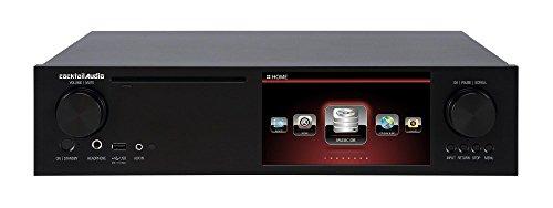 CocktailAudio X35 Musikserver, Ripper und Streamer, ohne Festplatte, schwarz