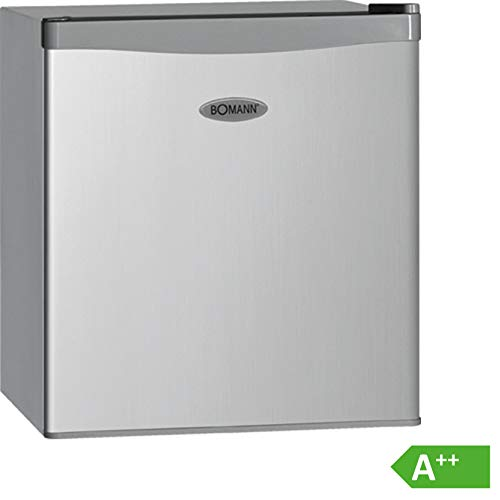 Bomann GB 388 Gefrierbox/A++ / 51 cm Höhe / 117 kWh/Jahr / 30 Liter Gefrierteil/Kühlmittel R600a / silber