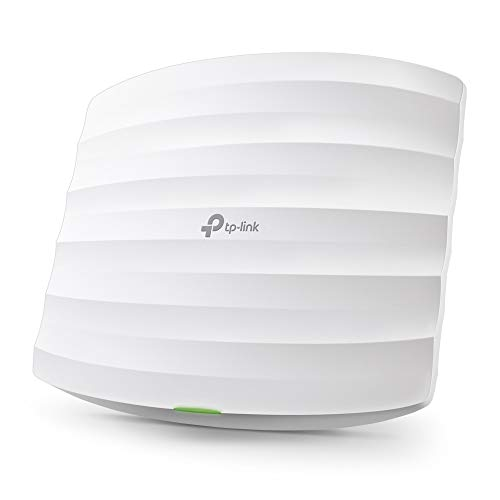 TP Link EAP225 Access Point Wi Fi AC1350 Dual Band Wireless AP Supporto PoE 802.3af 1 Porta Gigabit Gestione CentralizzataCaptive Portal Supporto Band
