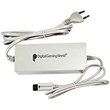 Digital Gaming World Nintendo Wii Power Supply Adapter AC 100V to 245V