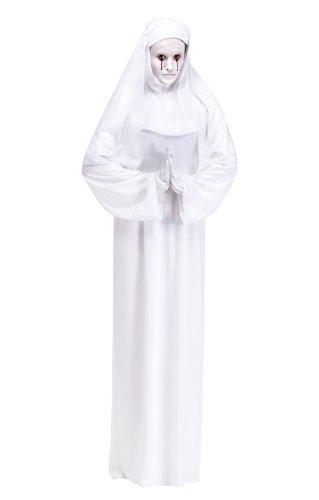 Gespenster Nonne Kostüm (Frauen Für Beängstigend Kostüm Teufel)