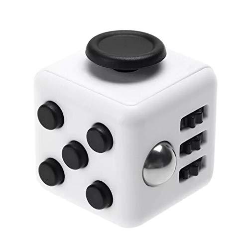 Mini Fidget Cube Libérer L'anxiété de Stress 6-Côtés Focus Attention Outil de Thérapie Jouet à dés Fidget pour Enfants et Adultes par SamGreatWorld