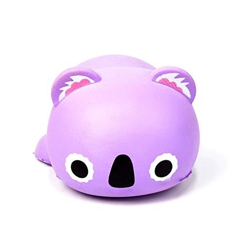 0Miaxudh Langsam steigendes Spielzeug, Mini Koala Animal Langsam steigender Druck, Stressabbau Kinder Spielzeug, Dekor Koala*