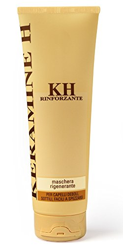 Keramine h maschera rigenerante - 3 confezioni da 250 ml - totale: 750 ml
