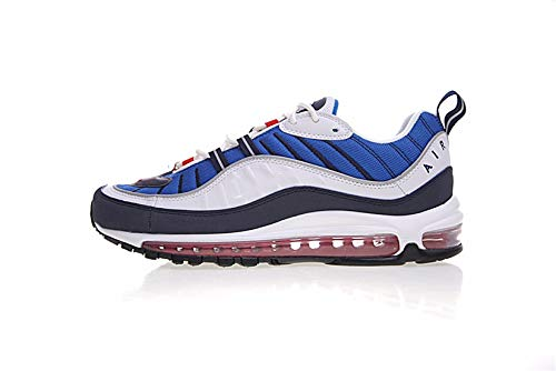 brand new 44967 93800 Sports shoes franchise store Air Max 98 QS Premium Homme Chaussures de  Course Gymnastique Femme Trail