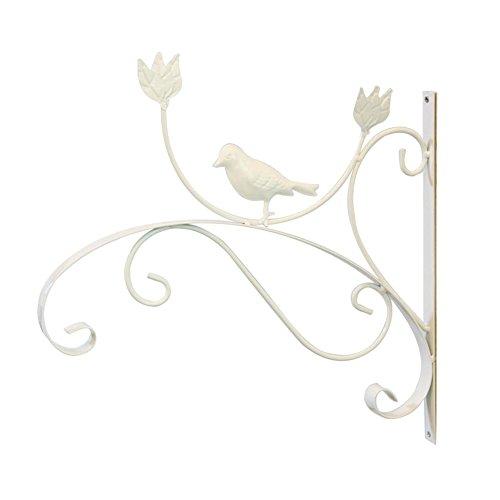favourall Haken Für Blumenampel, Metall Blumenampel Haken, Hängen Korb Rahmen, Blumentopf Rack Hängen Orchidee Halterung, Geeignet Für Außen Balkon Effectual