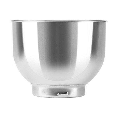 Klarstein 10006310 batidora y accesorio para mezclar alimentos - Accesorio procesador de alimentos Acero...
