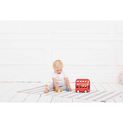Early Learning Centre 148285 Wooden Decker Bus