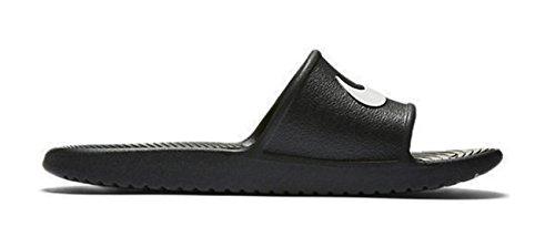 Nike Jungen Kawa Shower (GS/PS) Dusch- & Badeschuhe, Schwarz (Black/White 001), 36 EU