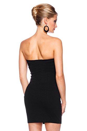 luxury & good Dessous -  Vestito  - Donna Nero